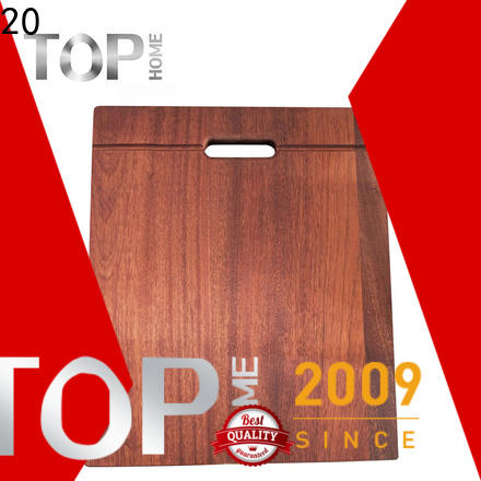 Top Home steel wooden cutting board easy cleanning for restaurant