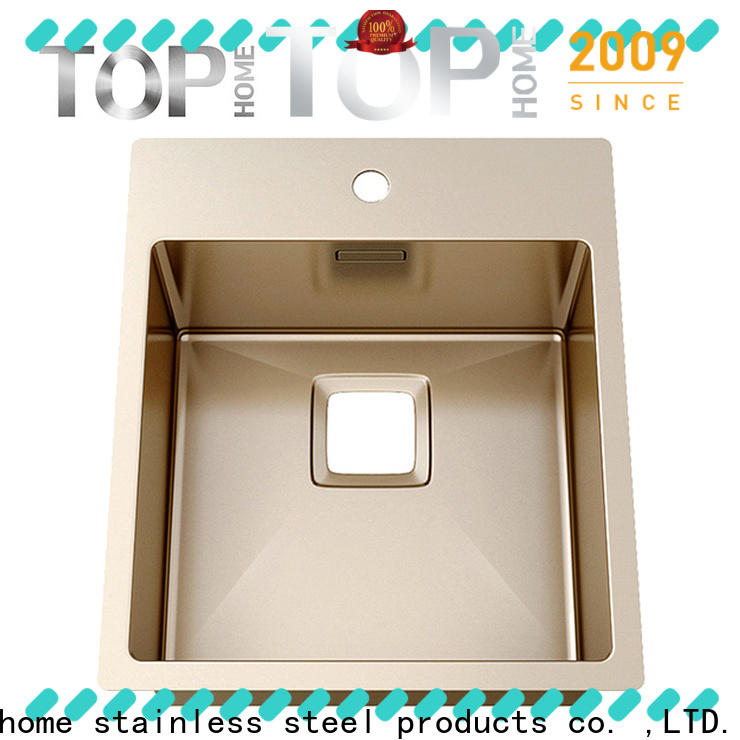 Top Home durability black sink for sale for farm