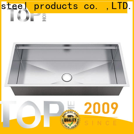 Top Home multifunctional single bowl kitchen sink for sale for countertop