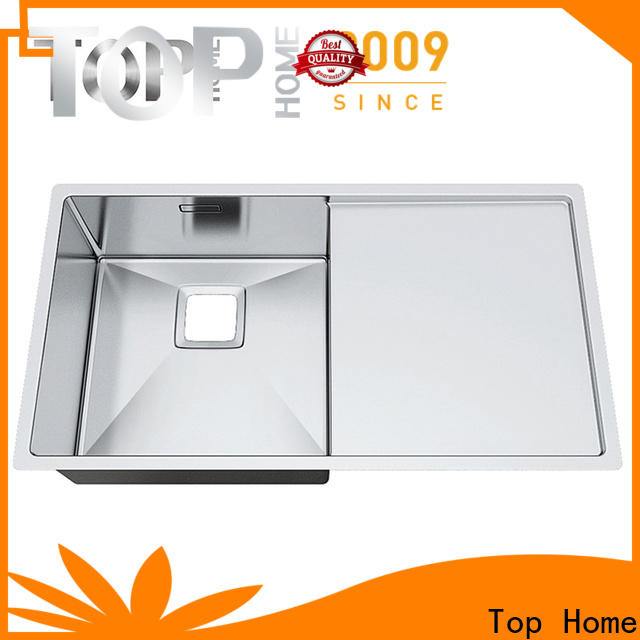 Top Home convenience top mount apron sink easy cleaning cook