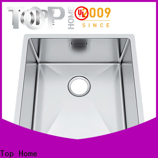 Top Home easy to clean stainless steel kitchen sink highest quality restaurant