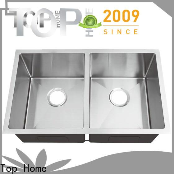 easy to clean black undermount sink 8044br durability kitchen