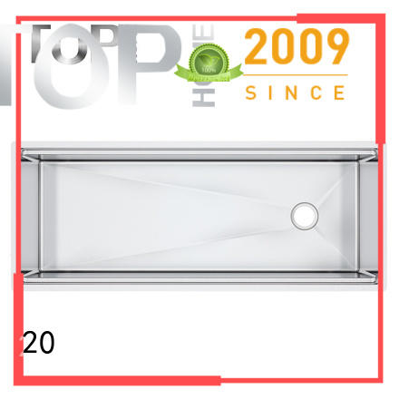 Top Home inch under mount sink metal for countertop