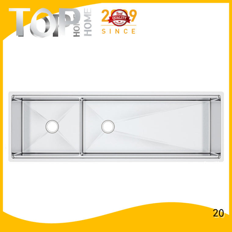 Top Home multifunctional stainless steel kitchen sinks wash easily for restaurant