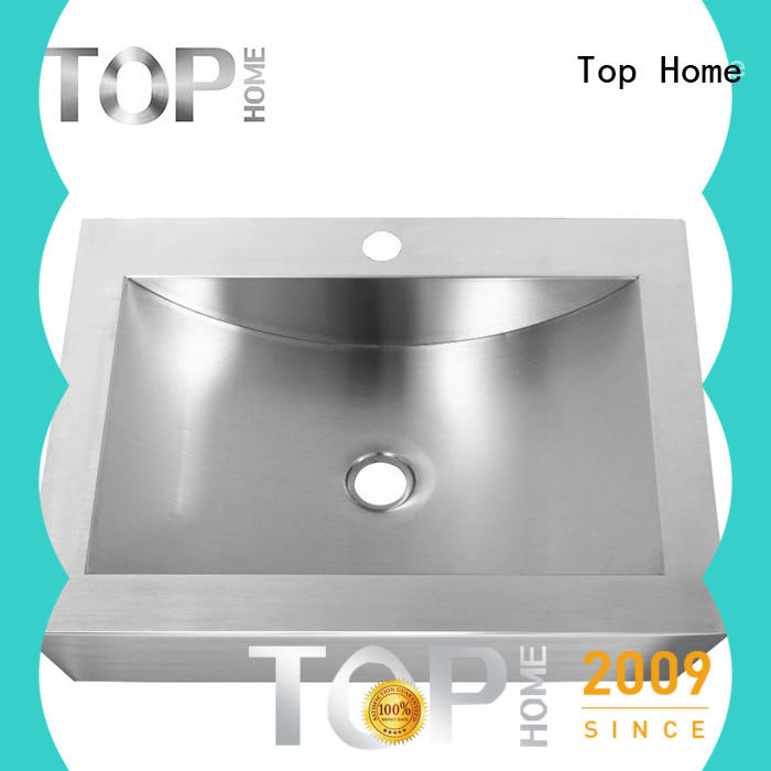 durable commercial stainless steel bathroom sinks 304 wholesale for toilet