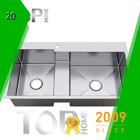 single kitchen restaurant sinks easy cleaning villa Top Home
