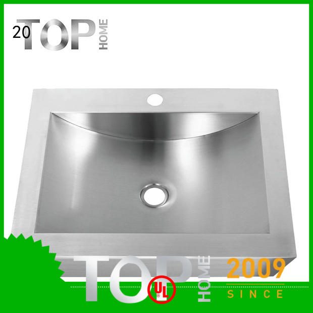 pedestal stainless steel undermount bathroom sink steel wholesale for toilet