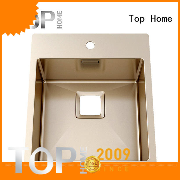 Top Home highest quality stainless kitchen sinks double bowls for farmhouse