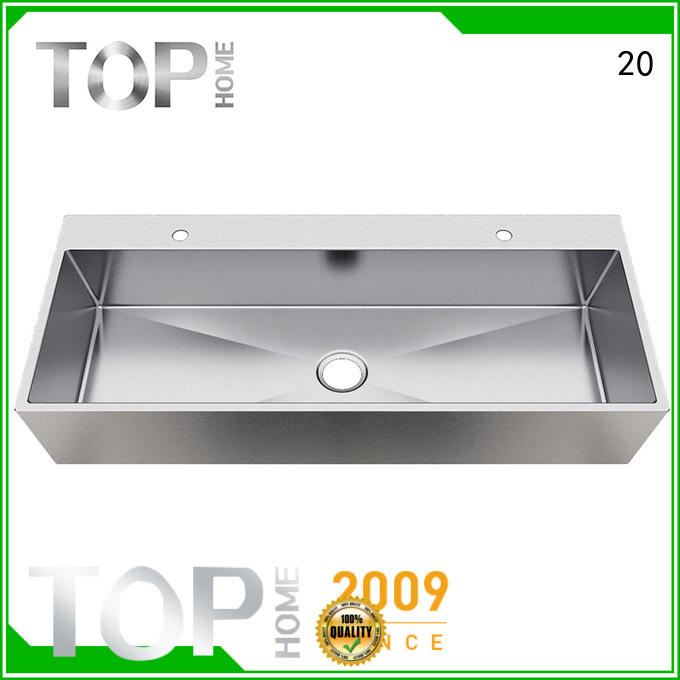 Top Home durable stainless steel sink durability for laundry