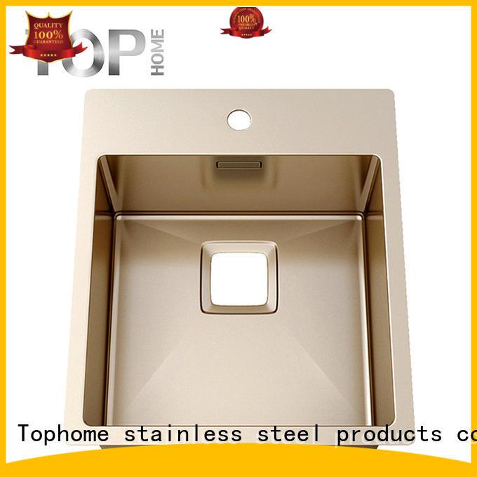 top stainless steel sink design rose restaurant Top Home