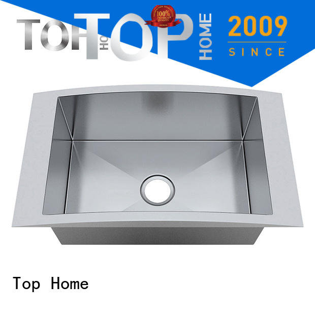 Top Home bowls top mount farmhouse sink easy cleaning farmhouse