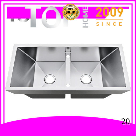 utility top mount sink bowl easy installation cook