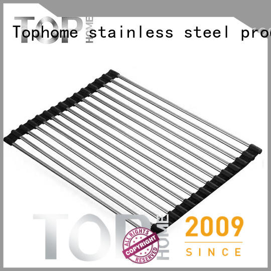 steel over the sink dish drying rack for sale for restaurant Top Home