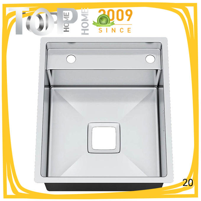 Top Home 38 top mount kitchen sinks easy installation cook