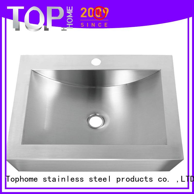 Top Home design kitchen sink sizes basin for washroom