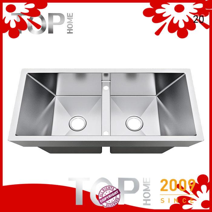Double Bowls small kitchen sink square online villa