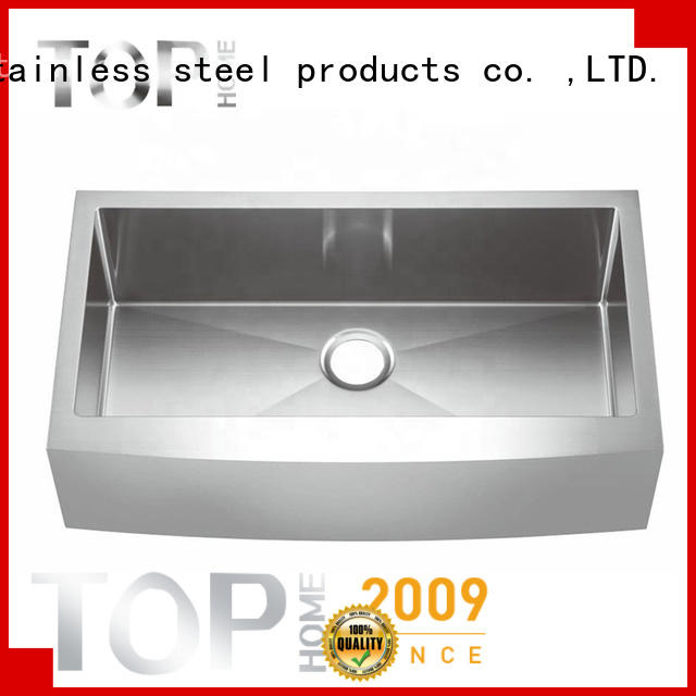 Top Home allinone farmhouse kitchen sink dewatering rapidly for kitchen