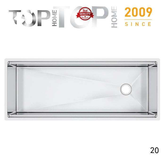 Top Home multifunctional undermount stainless steel kitchen sink for sale for kitchen