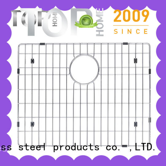 Top Home convenience kitchen sink bottom grid for daying accessories