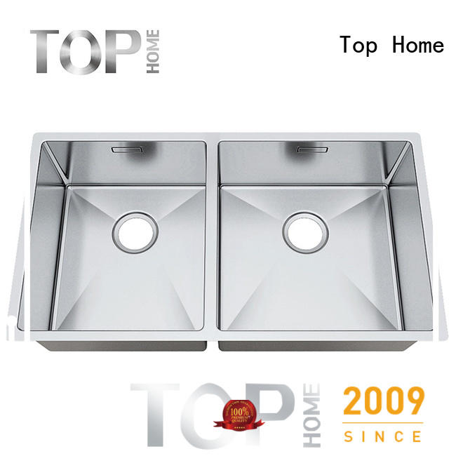Top Home easy to clean stainless steel kitchen sink durability for cooking