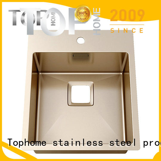 Top Home utility stainless kitchen sinks metal for restaurant