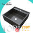 Top Home modern black sink online for apartment