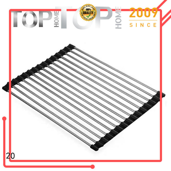 Top Home Stainless steel stainless steel dish rack promotion for kitchen