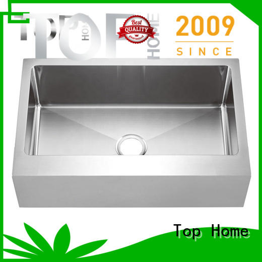 Top Home th3220a stainless steel farmhouse sink supplier for outdoor