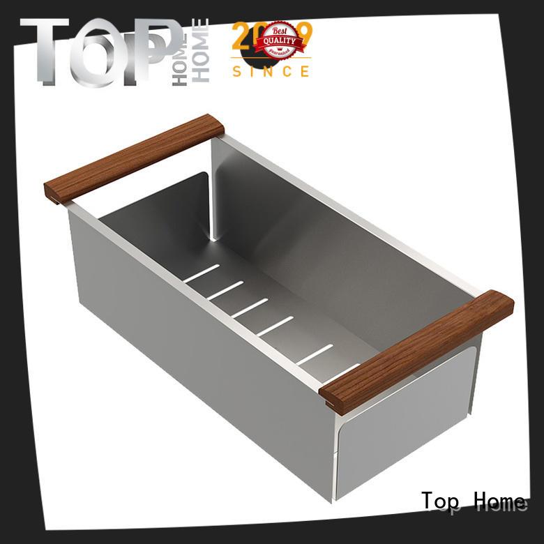 Top Home handle sink colander directly sale