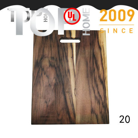 Top Home material wooden cutting board easy cleanning for farmhouse