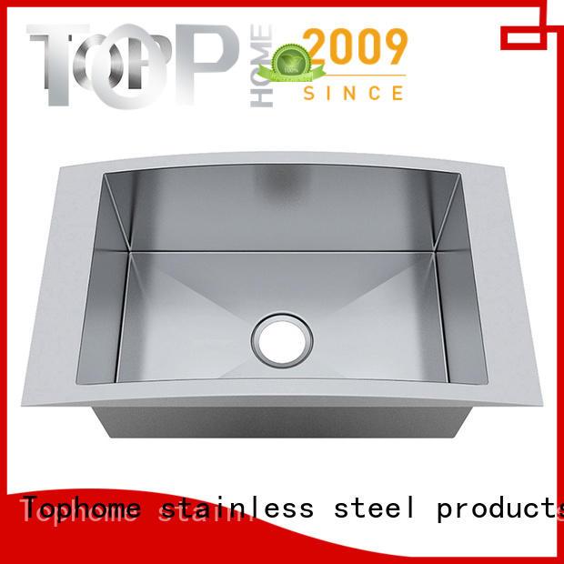 Top Home utility top mount kitchen sinks easy installation villa