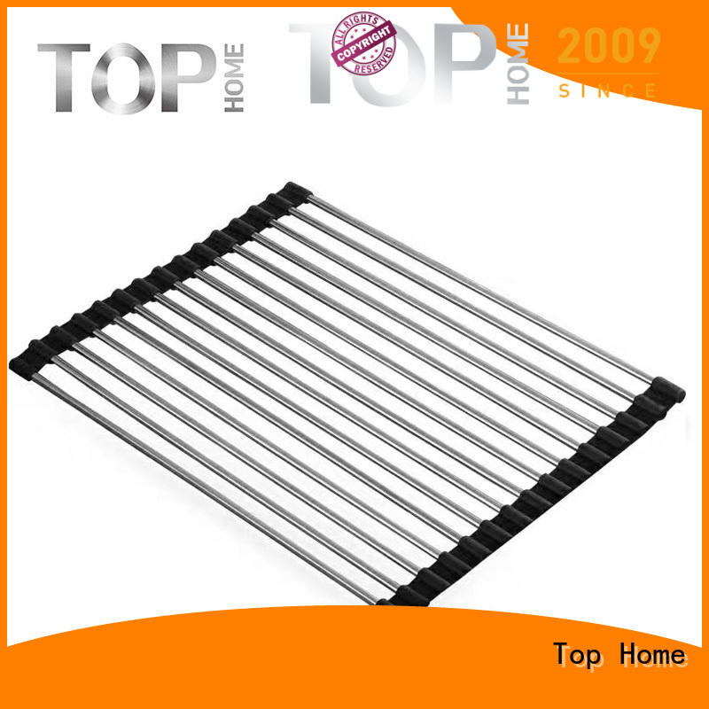 Top Home rack over the sink dish drying rack promotion for cooking