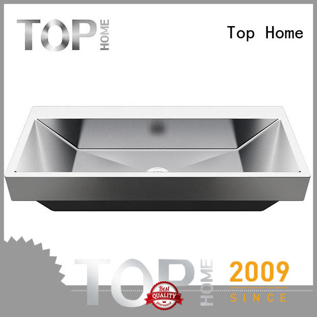 Top Home single bathroom basin durability for toilet