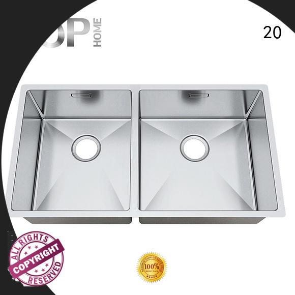 Top Home Brand undermount inside custom black undermount kitchen sink