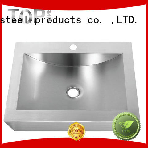 Modern stylish stainless undermount bathroom sink basin for toilet Top Home