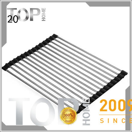 Top Home sink wall mounted dish drying rack manufacturer for drying