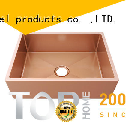 Top Home highest quality gold sink for apartment