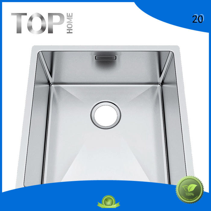 Top Home handmade undermount kitchen sink durability kitchen