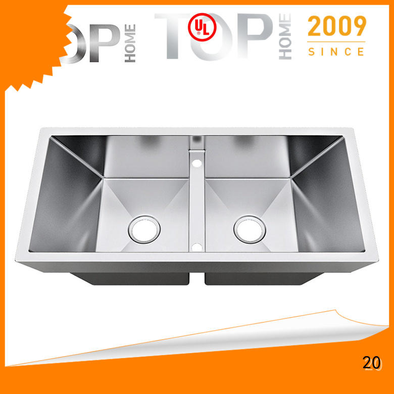 Top Home easy cleanning cheap kitchen sinks easy installation villa