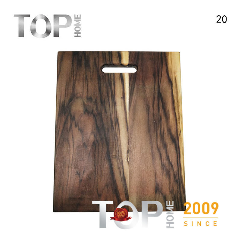 wooden personalized cutting board make wash easily for kitchen
