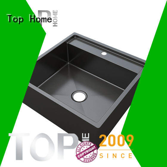 Top Home apron gold sink double bowls for farmhouse