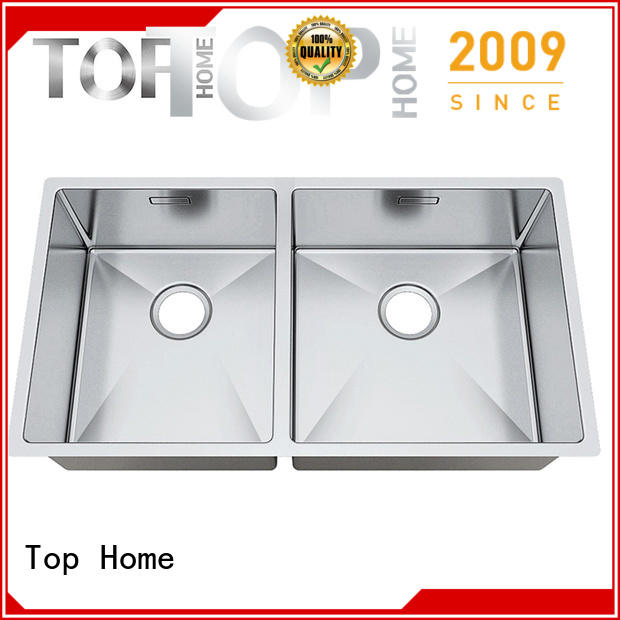 Top Home ldr3218bl stainless steel under mount sink Eco-Friendly outdoor countertop