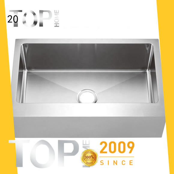 Top Home good quality farmhouse kitchen sink dewatering rapidly for kitchen