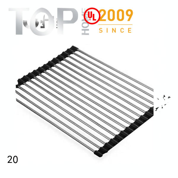 Stainless steel dish drying rack drying manufacturer for restaurant