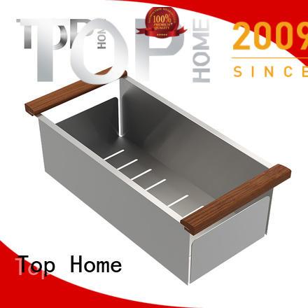 Top Home modern sink colander factory price for kitchen stuff