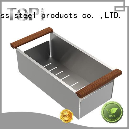 colander over the sink colander factory price for kitchen stuff Top Home