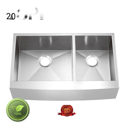 Top Home allinone apron sink durable outdoor countertop