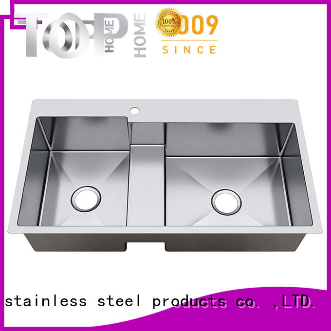 Top Home 36inch top mount sink for sale cook