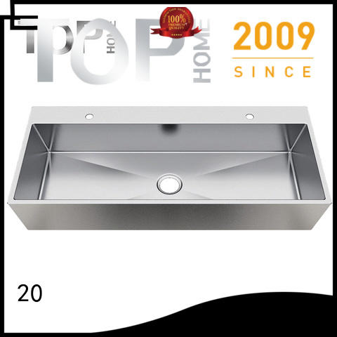 Modern stylish commercial stainless steel bathroom sinks r10r15r20 fixtures for washroom
