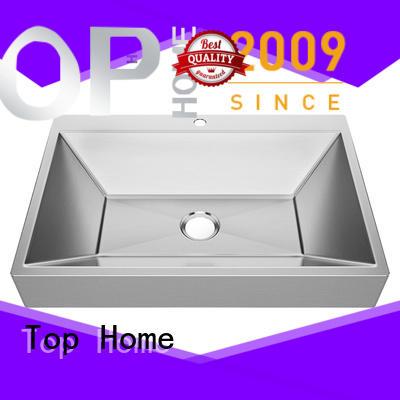 Top Home modern stainless steel sink fixtures